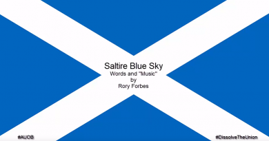 Title image for Saltire Blue Sky